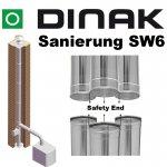 Dinak Schornsteinsanierung DW6